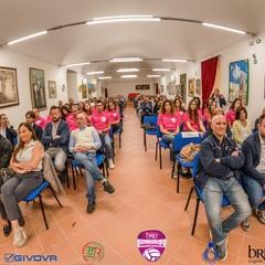 Presentazione pall Cerignola
