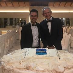 Sindaco Metta e Presidente Gallicchio