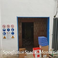 Spogliatoi Monterisi