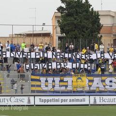 Striscione Ultras per Stefano Cucchi