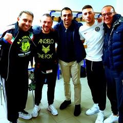 Team Dibisceglia Colucci con Volte e Leonardo Colucci