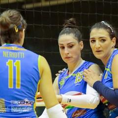 Valentina Martilotti e Maria Mauriello