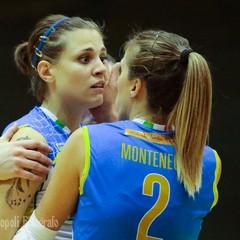 Valentina Montenegro e Camilla Neriotti
