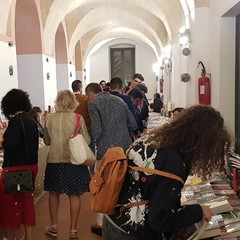 Visitatori decioma edizione fiera del libro