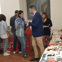 Visitatori X edizione fiera del libro