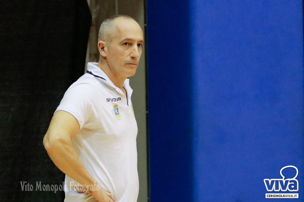 Coach Federico Santoro