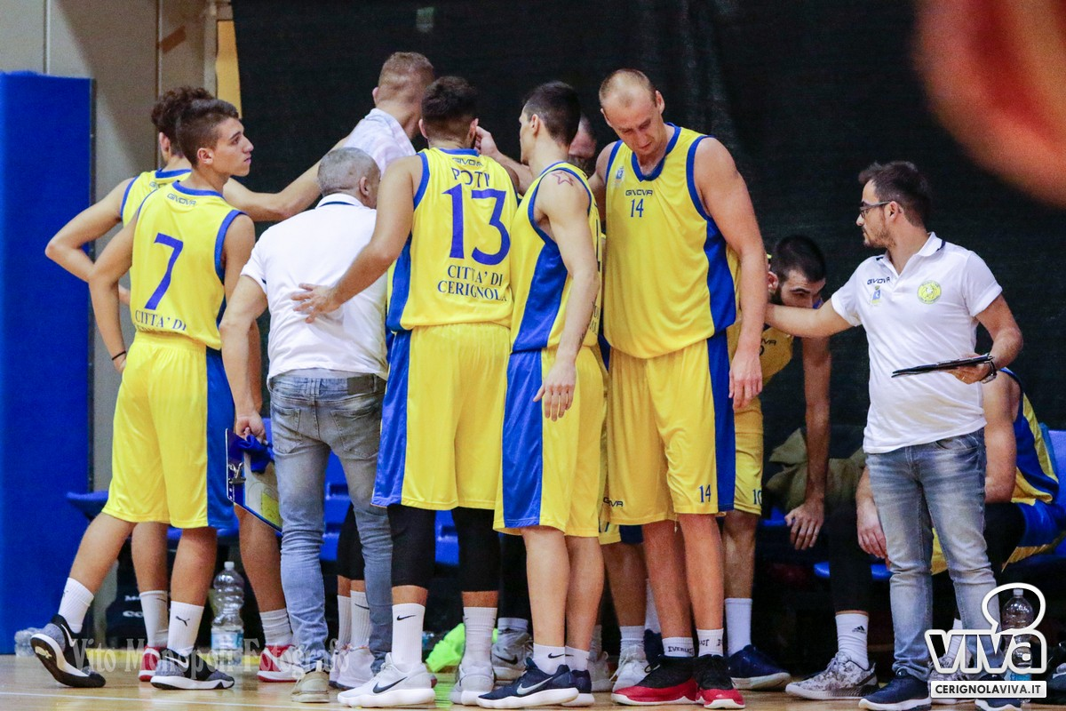 Time out Basket Club Cerignola