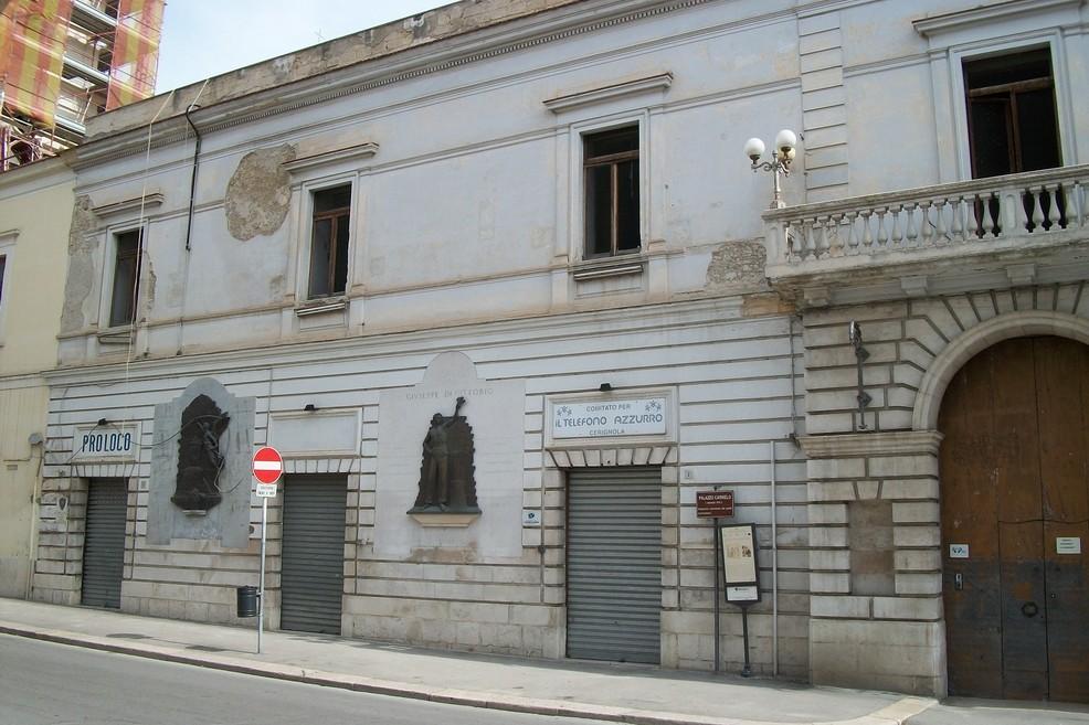 Palazzo Carmelo Cerignola