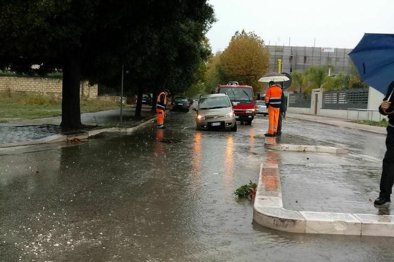 FdI: Cerignola, città allagata in poche ore tra impotenza amministrativa e sciatteria