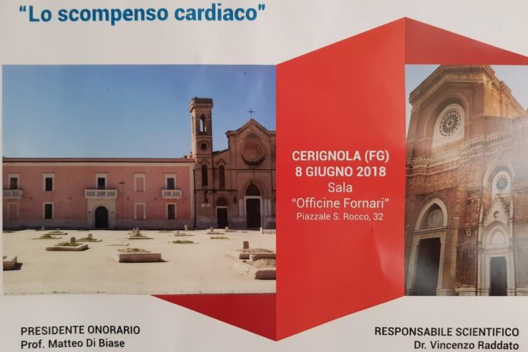 """""""Cardio Cerignola – Lo scompenso cardiaco"""", il grande successo dell'evento formativo."""