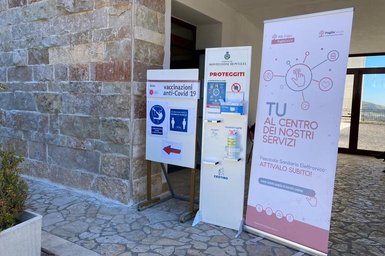 vaccinazioni Monteleone di Puglia
