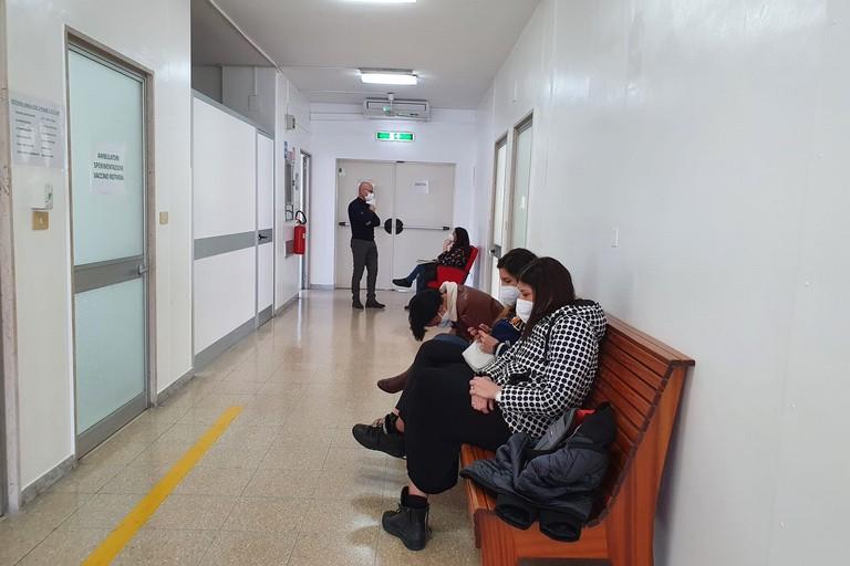 Continua la sperimentazione del vaccino 'Reithera' al Riuniti di Foggia
