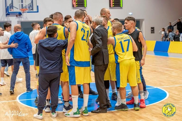 Basket Club-Corato. <span>Foto Sara Angiolino</span>