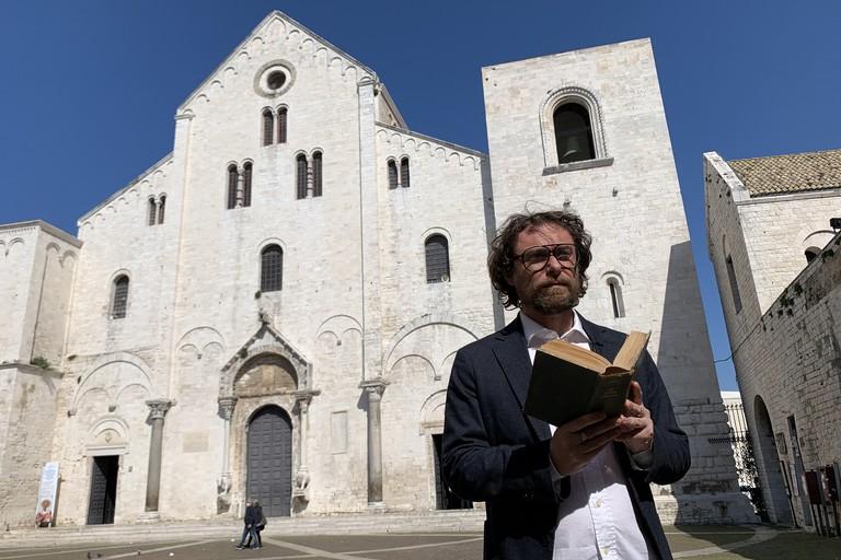 Alessio Giannone, in arte Pinuccio