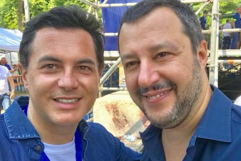 Altieri e Salvini