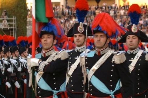 204° anniversario arma dei Carabinieri