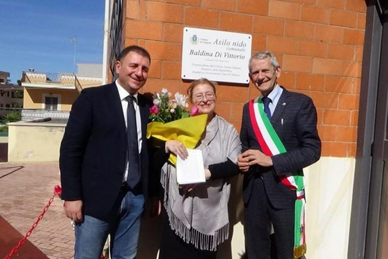 Asilo Nido Di Vittorio, Sindaco e Pezzano