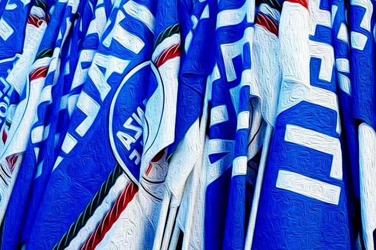 Bandiere Fratelli d'Italia