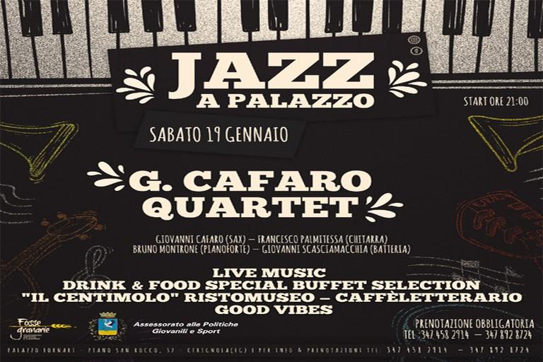 Banner Jazz al Palazzo