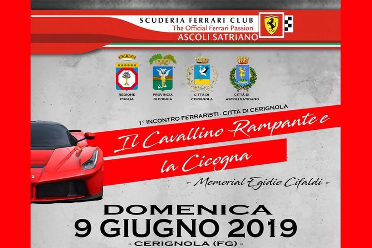 Ferrari a Cerignola