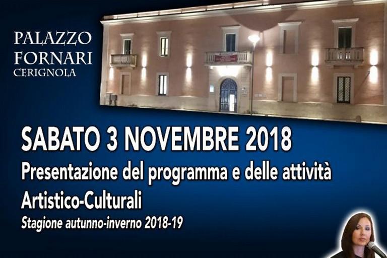 Evento Palazzo Fornari