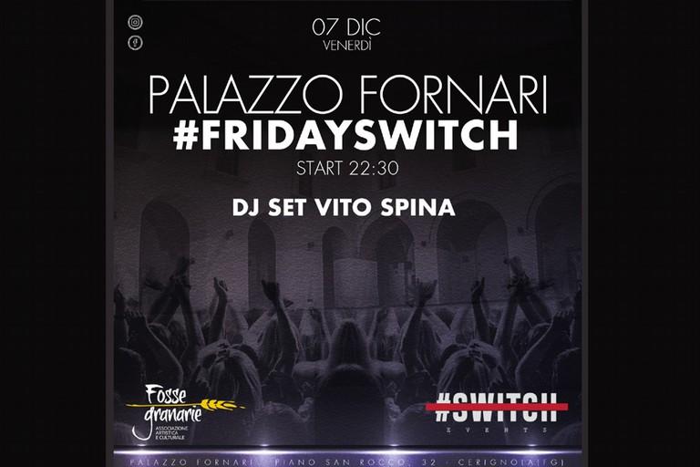 #Fridayswitch