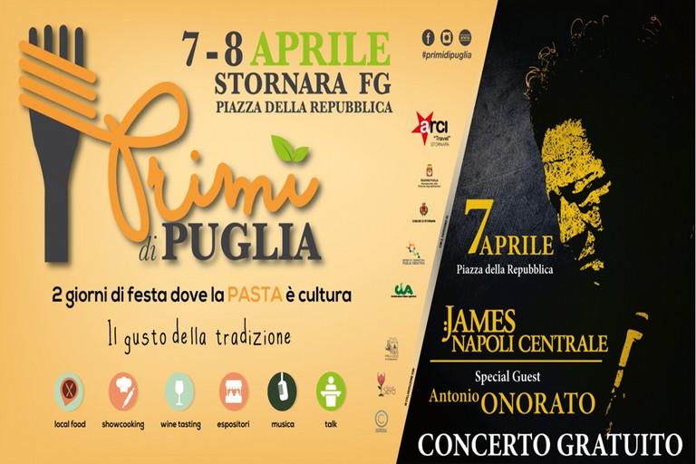 Stornara: Il 7 e 8 aprile il gusto dei primi piatti della tradizione pugliese.