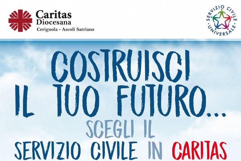 Servizio civile nazionale Caritas