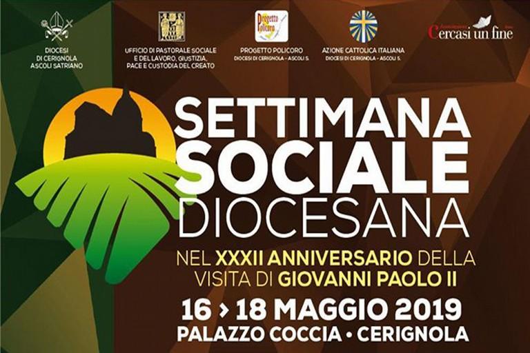 Settimana Sociale Diocesana