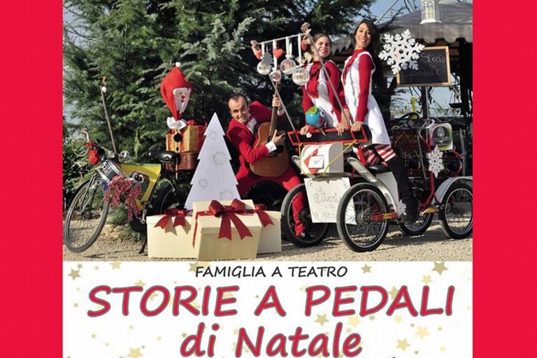 Storie a pedali di Natale