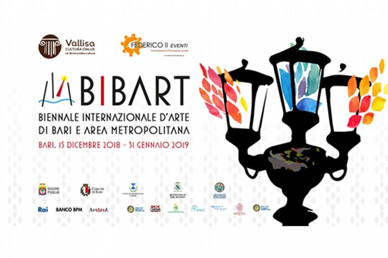 BIBART - Biennale Internazionale d'Arte di Bari e Area Metropolitana -PROGRAMMA EVENTI IN ALLEGATO-