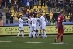 Il Cerignola c'è: Francavilla battuto 2-1