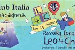 """Leo Club Cerignola pro """"Leo 4 Children"""" Domenica 13 Marzo"""