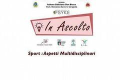 """Il seminario """"Sport: aspetti multidisciplinari"""" a chiusura del progetto """"In Ascolto"""""""