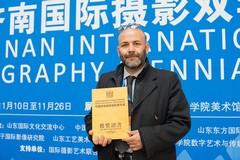 Antonio Monopoli premiato al 6th Jinan International Photography Biennial Exhibition
