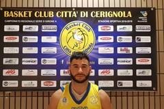 Basket Club Cerignola, colpo in regia: arriva il playmaker romano Fabio Sansone