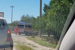 Grave incidente sulla strada per Trinitapoli