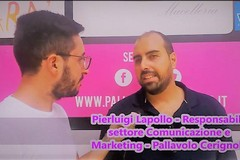 Intervista a Pierluigi Lapollo | Responsabile Comunicazione e Marketing Pallavolo Cerignola