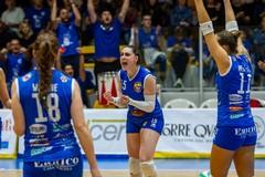 FLV Cerignola, ottava vittoria nel derby di Puglia