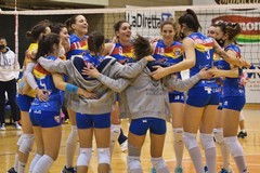La FLV Cerignola batte la Volley Reghion nella prima giornata dei playoff