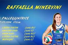 Libera Virtus, Raffaella Minervini ritorna a vestire gialloblù