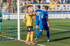 Cerignola sconfitto 2-1 a Fasano: decisivo il rigore dell'ex Montaldi