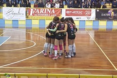 Brio Lingerie Cerignola, altro stop in trasferta: Oria vince 3-0