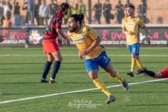 Audace Cerignola, Rodriguez: «Una partita non cambia la storia, ci serve dare continuità. Contento per essere già andato in goal»