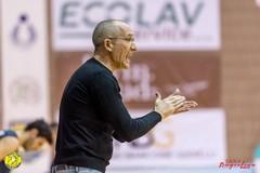 Bk Club Cerignola, esonerato il coach Federico Santoro
