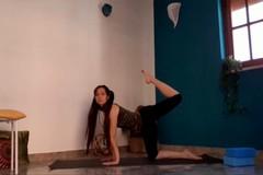 Alessandra Leone: Pratica yoga per il tratto lombare