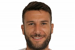 Giacinto Allegrini é un calciatore dell'Audace Cerignola