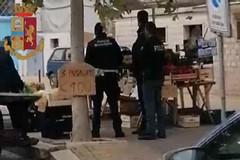 """""""Ad alto impatto"""" a Cerignola. Controlli, arresti, denunce a commercianti abusivi"""