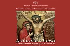 """Amare la Chiesa Il Giubileo delle """"pietre vive"""" di Cerignola (1819-2019)"""
