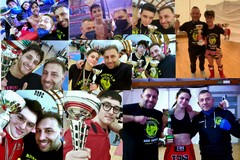 "The Big Event 3, gli atleti della A.S ""Fighters"""